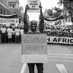 Protests - Zuma must fall